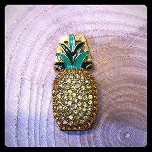 Keep Collective pineapple charm